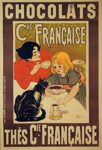 Compagnie Francaise - Chocolat