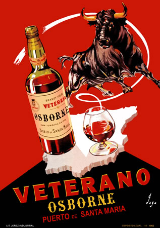 Veterano Brandy by  Jaga