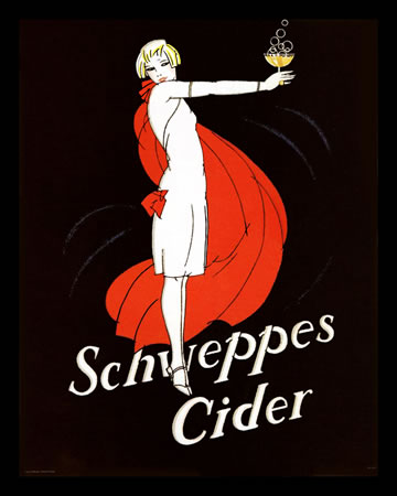 Schweppes Cider by  anon
