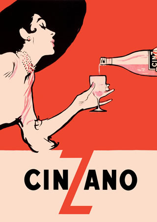 Cinzano 2 by  anon