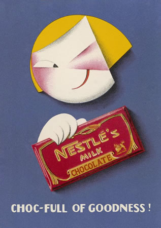 Nestlés - Choc-Full of Goodness by  anon