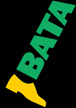 Bata (back foot green leg)