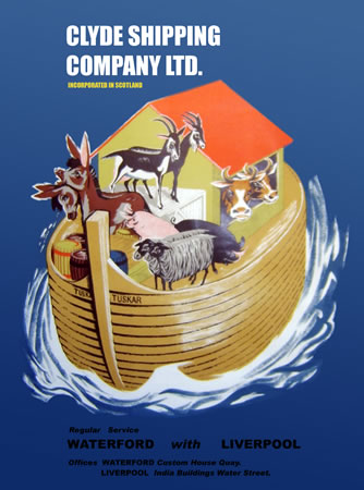 Clyde Shipping Co. Ltd by G.W. Lennox Patterson
