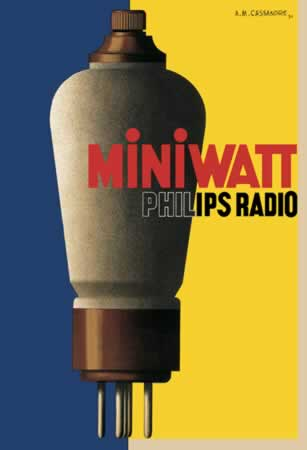Philips Miniwatt Radio