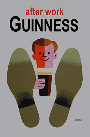 After Work Guinness by Tom Eckersly