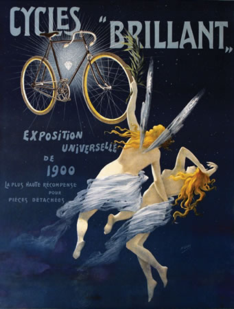Cycles Brillant by Henri Gray
