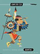 - Qantas America Indian