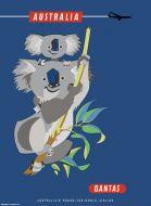 - Qantas Australia Koala