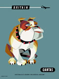 Qantas Britain Bulldog -
