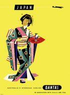 - Qantas Japan Geisha Girl