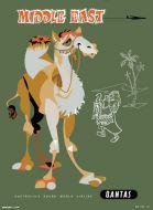- Qantas Middle East Camel