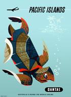 - Qantas Pacific Islands Turtle