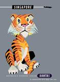 - Qantas Singapore Tiger