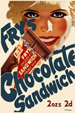 Fry's Chocolate Sandwich -