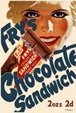 - Fry's Chocolate Sandwich