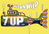 7 Up Submarine -