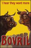 - Bovril - 2 Worried Bulls