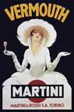 - Martini Rossi Vermouth