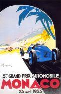 - Monaco GP 1933